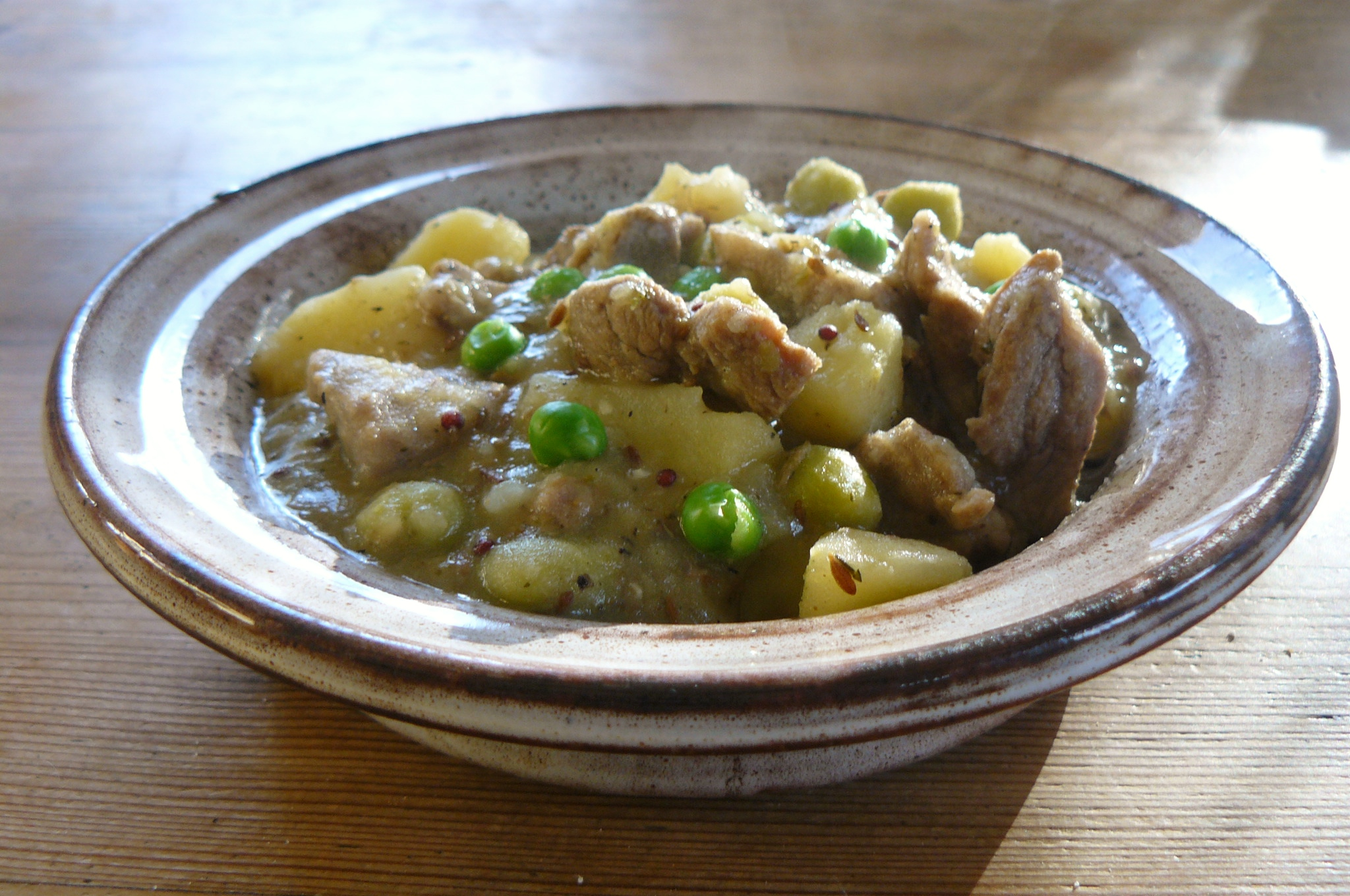 Lamb Stew with Herbs