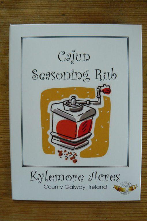 Cajun Seasoning Rub